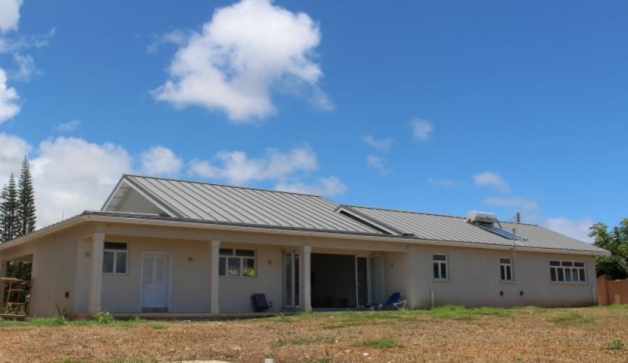 New Barbados South Coast House On Ridge Lot Windy Ridge